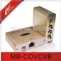 Free shipping,Passive Audio Balun,VGA extender,AV extender,Video up to 1000 ft via Cat5e/6,480i/p component Video up to 1000 ft
