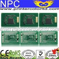 860 reset chip for OKI mc860 toner chip laser printer cartridge free shiping