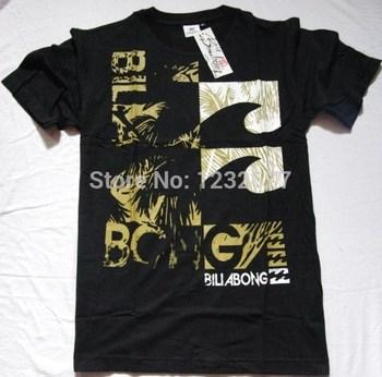 Мода billabong футболка для мужчин billabong футболки прохладный пляж с коротким рукавом майка мужчин топы M-XXL 20 конструкций