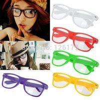 1PC Candy Color Retro Vintage Sunglasses Summer Womens Mens Eyeglasses Hot Selling 2014 New Fashion Stylish Glasses Eyewear