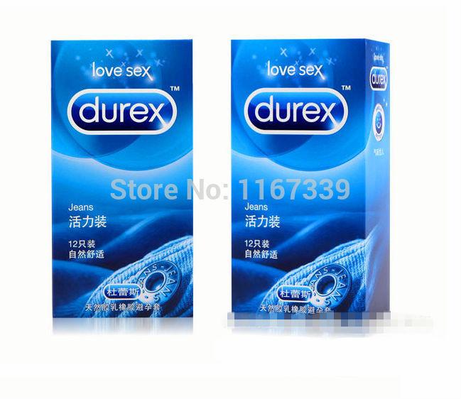 Секс продукты презервативы Durex презервативы взрослые продукты жизнеспособ