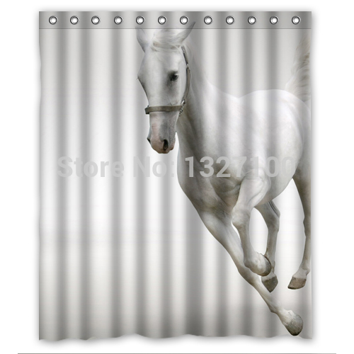 Horse Shower Curtain Images