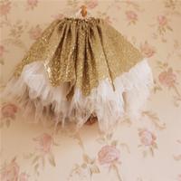 NEW ! Girls sequins gauze skirts, tutu skirt girl , kids tutu skirt , 5pcs/lot