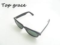 Top Grace Brand Classic Vintage Retro RB 2140 Wayfarer style High quality sunglasses black tortoise red white