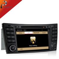 2 din in dash car dvd gps for Benz E Class W211 2002-2009 GPS Navigation+3G Audio Radio SD USB Steering Wheel Stereo Head unit