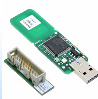 RF/IF and RFID > RF Evaluation and Development Kits, Boards  100-3600-1 100-3600 KIT NFC ADAPTER PROGRAMMABLE