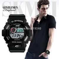 Free shipping 2015 fashion casual Neutral watch Electronic Wristwatches 4 colors--wqa