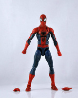 "MARVEL LEGENDS Spiderman ULTIMATE AMAZING ACTION LOOSE FIGURE 6"" ZX314"