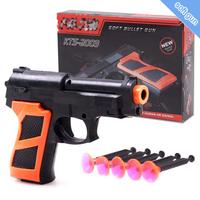 Toy gun Soft bullet gun plasic gun toy for kids free shipping