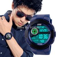 Free shipping 2015 fashion casual Neutral watch Electronic Wristwatches 3 colors--swqq
