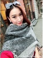 2014  women fashion style big scarves women Thicken wool spinning cashmere winter scarf women scarves  Big pashmina  S139