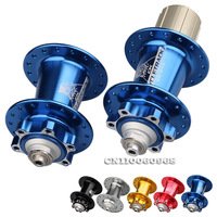 High Qualtiy Aluminum Road Mountain Disc Brake Bike Bicycle MTB 32H Sealed Bearing Hubs Front + Rear  + Quick Release Sets 9056