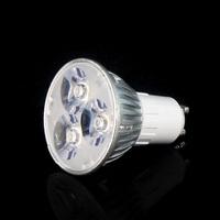 Cheapes led light GU10 Dimmable LED Bulb Lamp 3W High Power LED Spotlight Bulb lights