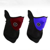 Thermal Neck warmers Fleece Balaclavas CS Hat Headgear Winter Skiing Ear Windproof Warm Face Mask Motorcycle Bicycle Scarf