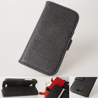 New high quality leather case for HTC ONE VX