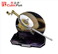 Cubic  Fun 3d puzzle space model toys series Apollo curious Saturn 5 voyager
