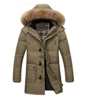 Multicolor High Quality Men's Big Size Winter Jackets For Men Fashion Coat Brand Male Outdoors Free Shipping YF001