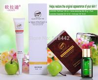 Acne treatment set: lavender hydrosol+ acne removing gel + lavender essential oil + anti- scar oil