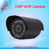 best selling 1.0 Maga Pixels 720P CCTV Outdoor AHD Waterproof IR Camera