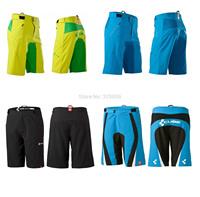 New 2015 Cube Moto Shorts Bicycle Cycling shorts MTB BMX DOWNHILL Motor cross Short Pants