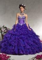 Princess 2 piece prom dresses, quinceanera gowns bg_88067
