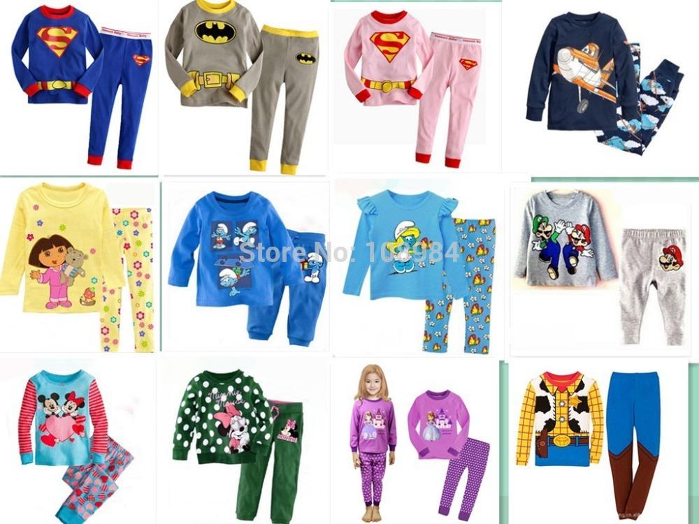 Пижама для мальчиков Cartoon