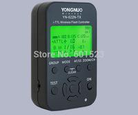 Free shipping Yongnuo YN-622N-TX i- TTL LCD Wireless Flash Controller Trigger for Nikon