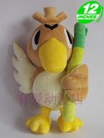 "pokemon pikachu movie 12"" Farfetch`d Canarticho   dolls stuffed plush toy new"