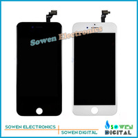 For iPhone 6 4.7 inch LCD Display+Touch Screen digitizer+Frame assembly,Free Shipping,100% gurantee All Original new
