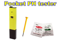 2014 New Digital PH Meter tester Water LCD Monitor Pen Aquarium Tester ph meter digital tds Digital PH Tester Laboratory Test