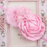Free shipping Princess flower headbands Hairbands Children's hair accessories Kids floral headbands Hairbands