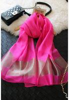2014 New Desigual Brand Scarf Thin Yarn Phnom Penh Silk Scarf Big Size 200*70cm Women Long Shawls and Scarves