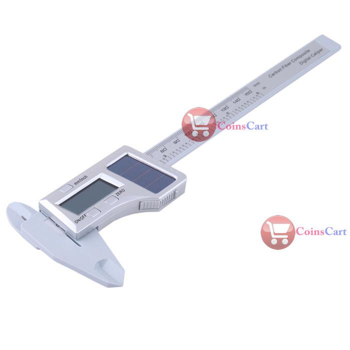 Штангенциркуль OEM CoinsCart LCD 150 Digital Vernier Caliper вольтметр oem lcd