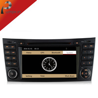 2 Din Car Audio DVD Player For Benz E Class W211 2002-2009+Head Unit Stereo Radio Autoradio GPS Nav Navi Navigation Car Styling