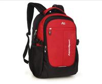 New arrival 2015 high quality poly firber fashion sports backpack school bag kippling men's travel bags mochila infantil