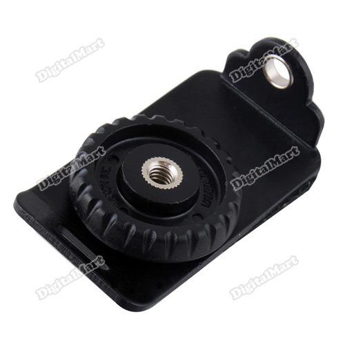 digitalmart Five stars Black Universal Professional Camera Belt Quick Mount Plate for SLR DSLR Cheap!!(China (Mainland))