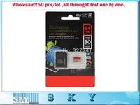 DHL Free shipping 50pcs/lot EXTREME  Memory Card Micro SD Card 64gb Class 10 TF Card 64GB memory Flash SD