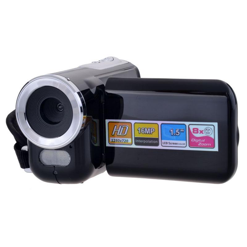 Black DV168 Mini Camera DV Camcorder(China (Mainland))