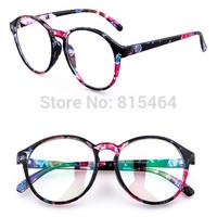 Japan harajuku fashion designers brand unisex optical eyeglasses frames/vintage round shape anti-fatigue glasses frame