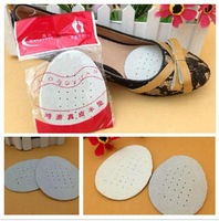 Super-soft Pigskin Pad Forefoot Insole Half Yard Pad Genuine Leather Mat Slip-resistant Size Pad  P30