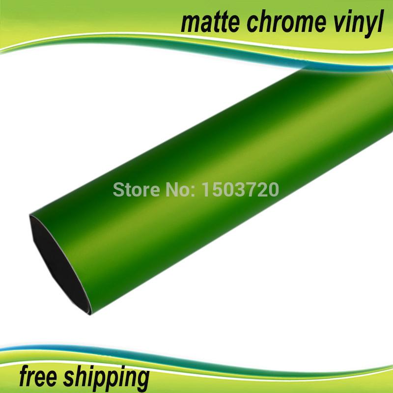 "green Bubbles Free 12""x60"" Car Mirror Chrome Blue Metallic Sticker Decal Film Sheet(China (Mainland))"
