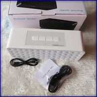 wireless bluetooth speaker with fm radio portable loud speaker support micro sd card music player speaker 30pcs