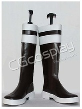 Express! Anime Cosplay Shoes Sword Art Online shoes Custom-made Any Size Retail/Wholesale Christmas Party Shoes(China (Mainland))