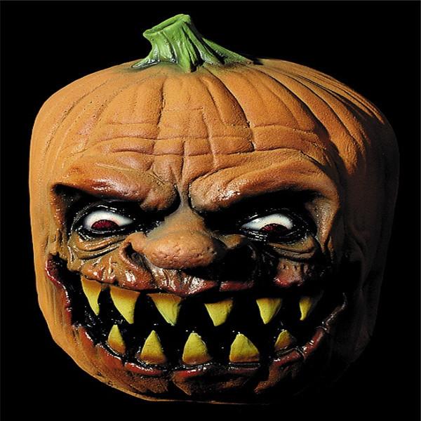 Costume Accessory Prop Halloween Pumpkin Mask Latex Head Mask(China (Mainland))