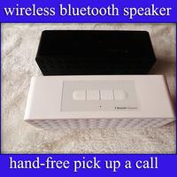 portable speaker wireless bluetooth fm radio micro sd card slot play music loudly accept phone call hand free speaker 15pcs