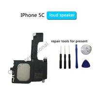 Original Loud Speaker Buzzer Ringer Sound Replacement Part For iPhone 5C 10pcs/lot free shipng