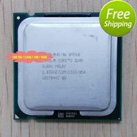 Free shipping Original Core 2 Quad Q9550 Processor 2.83GHz / 12M / FSB 1333 / LGA775  Quad Core For Desktop computer Intel CPU