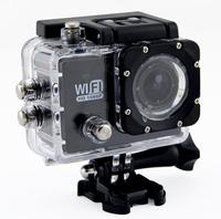 "SJ6000 WIFI Version Action Camera 2015 New 12MP Full HD 1080P Sport DV Gopro 2.0""LCD Screen 30M Waterproof Diving Camera Car DVR"