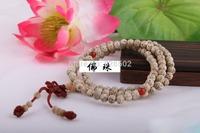 Natural moon&stars Bodhi beads 108pcs prayer meditation mala bracelet necklace lucky Christmas gift