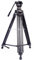 Koolehaoda Professional High Performance Video Camera Tripod System with Fluid Head